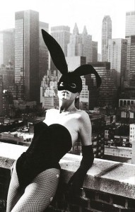 Image by Helmut Newton